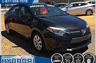 Toyota Corolla LE Caméra de recul 2015