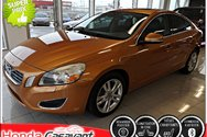 Volvo S60 T6 AWD + TOIT OUVRANT + CUIR 2011