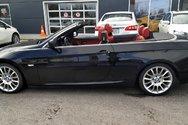 2013 BMW 328i 328i*M SPORT PACKAGE**CONVERTIBLE*JAMAIS ACCIDENTÉ