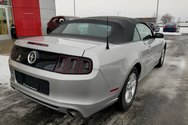 Ford Mustang V6*PREMIUM*CONVERTIBLE*CUIR*DÉMAREUR A DISTANCE* 2013