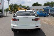 2014 Mitsubishi Evolution GSR S-AWC,SIÈGES RÉCARO,MAGS BBS,AILERON