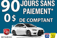 Mitsubishi Lancer GT,TOIT OUVRANT,MAGS,SIÈGES CHAUFFANTS 2015