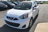 Nissan Micra SV*CAMERA DE RECUL*JAMAIS ACCIDENTÉ 2015