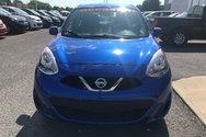 2015 Nissan Micra SV*JAMAIS ACCIDENTÉ*BAS MILAGE