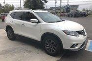 2016 Nissan Rogue SL*1 PROPRIO*JAMAIS ACCIDENTÉ*CUIR*GPS*