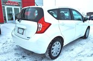 Nissan Versa Note S*AIR CLIMATISÉ*BLUETOOTH* 2015