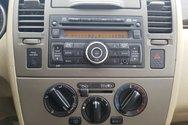 Nissan VERSA SL HB SL*DÉMARREUR*AIR CLIMATISÉ*RÉGULATEUR DE VITESSE* 2012