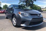 2015 Toyota Corolla CE*JAMAIS ACCIDENTÉ*1SEUL PROPRIO*
