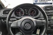 2012 Volkswagen Golf wagon 2.0 TDI Comfortline 6sp