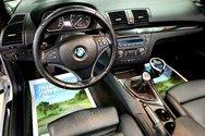 BMW 1 Series 128i Décapotable Sport Package / Manuel 2011