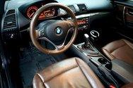 BMW 1 Series 128i Toit / Bas Kilo / Jamais Accidenté 2013
