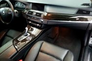 BMW 5 Series 528i xDrive Toit / Navy / Jamais Accidenté 2013