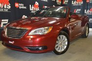 Chrysler 200 Touring DÉCAPOTABLE BLUETOOTH 2013