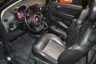 Fiat 500C Lounge CABRIO CUIR SIÈGES CHAUFFANTS 2015
