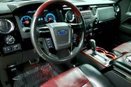 Ford F-150 Harley-Davidson V8 5.4lL / Cuir / Toit 2010