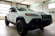 Jeep Cherokee Trailhawk / Toit Pano / Cuir / Cam Recul 2016