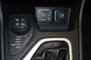 Jeep Cherokee TRAILHAWK GPS CAMÉRA DE RECUL HITCH ORIGINE 2016