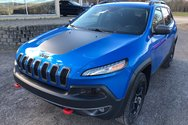 Jeep Cherokee Trailhawk * GROUPE REMORQUAGE, GARANTIE PROLONGÉE* 2018