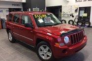Jeep Patriot NORTH ÉDITION 4X4 /55$SEM.0$/GARANTIE 2010