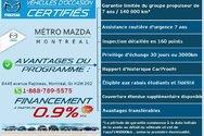 Mazda CX-3 GS AWD A/C MAG TOIT **VENDU** 2016