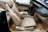 Mercedes-Benz E-Class E 350 Décapotable / Jamais Accidenté 2011