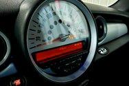 MINI Cooper Décapotable / Bas Kilo / Jamais Accidenté 2012