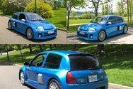 Renault Clio V6 PHASE 1 2001