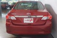Toyota Corolla CE A/C 2012