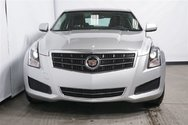 Cadillac ATS SEDAN AWD 2.0L TURBO, AWD, BOSE, MAGS 2014