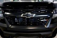 2018 Chevrolet Colorado ZR2, Crew Cab