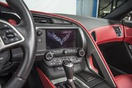 2017 Chevrolet Corvette Z51 3LT convertible gps kit carbon systeme BOSE