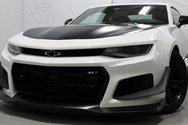 2018 Chevrolet COUPÉ ZL1 CAMARO ZL1 EL1 650HP GROUPE PERFORMANCE SIEGES RECARO