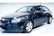 2014 Chevrolet Cruze LT, AIR CLIMATISÉ, BLUETOOTH