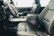 Chevrolet Silverado 1500 LTZ, Crew Cab 2018