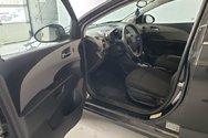 Chevrolet Sonic LT AUTOMATIQUE MAGS A/C SIÈGES CHAUFFANTS 2014