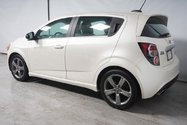Chevrolet Sonic RS TURBO CUIR TOIT CAMERA 2015