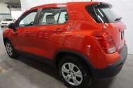 Chevrolet TRAX FWD LS CROSSOVER AIR, BLUETOOTH, 41855 KM 2014