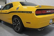 2012 Dodge Challenger SRT8 392 YELLOW JACKET EDITION TOIT GPS CUIR