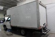 GMC Savana cargo 3500 CUBE 12 PIEDS ROUE SIMPLE DECK 2017