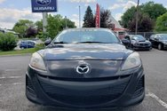 2010 Mazda 3 GX TRES PROPRE VITRES ÉLECTRIQUES