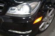 2015 Mercedes C350 4MATIC C350, 4MATIC, GPS, TOIT, CUIR