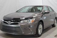 Toyota Camry LE BLUETOOTH CAMERA RECULE BAS KILOMETRAGE 2017
