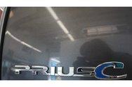 Toyota Prius C AC/AUTOMATIQUE, HYBRID 2014