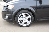 2014 Chevrolet Sonic SONIC LT SUNROOF BLUETOOTH BACK UP CAMREA