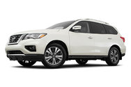 2017 Nissan Pathfinder Midnight Edition