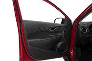 Kona ULTIMATE Noir avec garnitures rouge