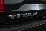 Nissan Titan PLATINE RÉSERVE 2019
