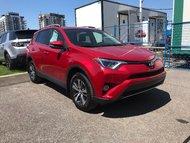 Toyota RAV4 XLE 2.5L Automatique 2017
