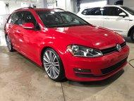 Volkswagen GOLF SPORTWAGEN 4Motion 1.8T Automatique 2017