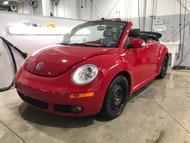 Volkswagen New Beetle Convertible Comfortline 2.5L Automatique 2010
